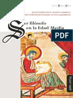 Julián Barenstein, Marcela Borelli, Gustavo Fernández Walker & Natalia Jakubecki, Ser Filósofo en La Edad Media