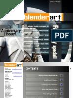 BlenderArt - 13 - Nov 2007