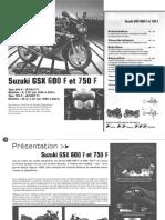 RTM Gsxf 750