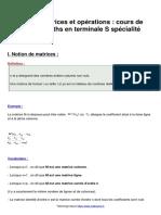 matrices-et-operations-cours-de-maths-en-terminale-s-specialite