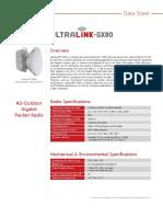 UltraLink GX80 Ds