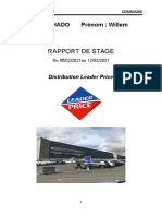 Rapport de stage 3èmes 2020