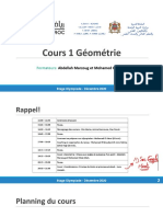 Cours-1-Géométrie