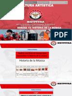 14-HISTORIA DE LA MÚSICA