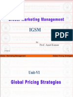 IMS-Unit-06 (Global Pricing Strategies)