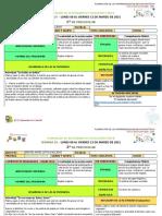 1°, 2° y 3° Preescolar EF Semana 26-LEF Antonio Preza