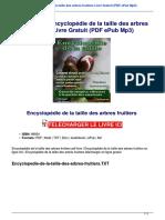 Telecharger Encyclopedie De La Taille Des Arbres Fruitiers Livre Gratuit Pdf Epub Mp3 A27WIdjE