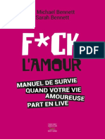 Michael-bennett- Fuck l'amour