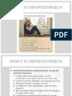 B1.2. Reported Speech