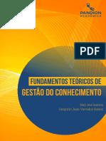 1-e-book GESTÃO DO CONHECIMENTO_ FUNDAMENTOS TEÓRICOS DE  GESTÃO DO CONHECIMENTO