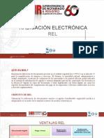 Presentación REl  - SUPERINTENDENTE 18-09-2019