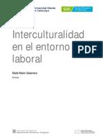 Interculturalidad en el entorno laboral