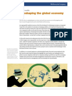 Five forces reshaping the global economy