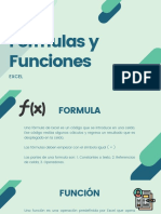 Formula y Función