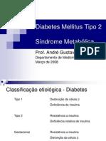 Diabetes Mellitus Tipo 2 e Sind Metabólica