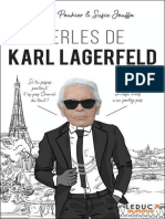 Susie Jouffa, Frederic Pouhier â Perles de Karl Lagerfeld (2021)