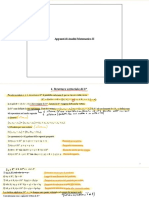 Funzioni e Limiti; Topologia;