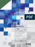 Manual Tecnico y Manual de Usuario