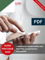 Livre Blanc Application Métier 2020