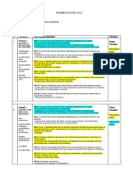 Planificación 5º básico 2021- Lenguaje