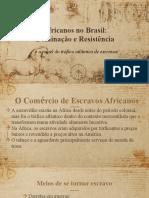 escravidão brasil colonial