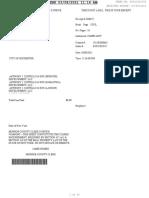 Rochester CityGate Complaint