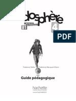 Guide Pedagogique Adosphere 4