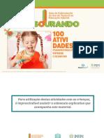 Tesourando - 100 atividades psicomotoras - por Neurosaber