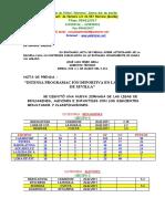 JORNADA Escuela de Fútbol Peloteros Sierra Sur