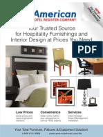 2011 American Hotel FF&E Catalog
