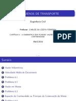 Capitulo06_ACinematicaDosFluidos_Vazao
