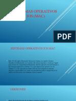 Sistemas Operativos IOS (Mac) Lester