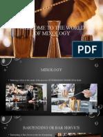 Mixology_ Bartending Part 2