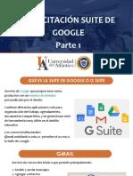 Parte 1 Google Suite