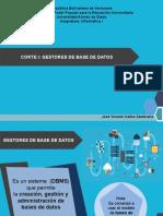 Diapositiva Base de Datos