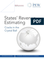 States' Revenue Estimating