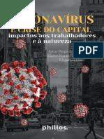 Coronavírus e Crise Do Capital