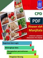 MATERI CPD ONLINE DPD PERSAGI