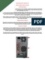 Manutenção de PCs - Abrindo o PC