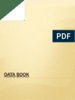 DATA BOOK - 05