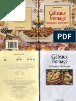 Anne Wilson - Gateaux, fromage, meringues, diplomates