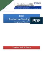 Anatomia Fisiologia Basi