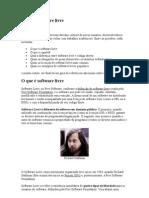 Material sobre software livre