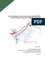 Kajian Ketersedian Air Baku Dan Saran Lokasi Intake Pdam Kabupaten Maros