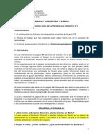 7° Básico_Solucionario_Guía de aprendizaje remoto_Lengua_N°4