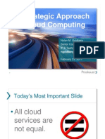 StrategicApproachtotheCloud