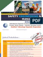 ErgoSafety 2019 # 03 - Safety Engineering Management