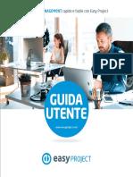 Easy Project - Manuale Italiano Ultima Versione Agosto2019