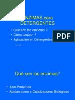 2013 Enzimas y Detergencia