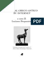 GUIDA AL GRECO (Stuapazzini)